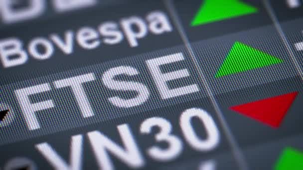 หวยหุ้นอังกฤษ จากตลาดหุ้น Financial Times Stock Exchange
